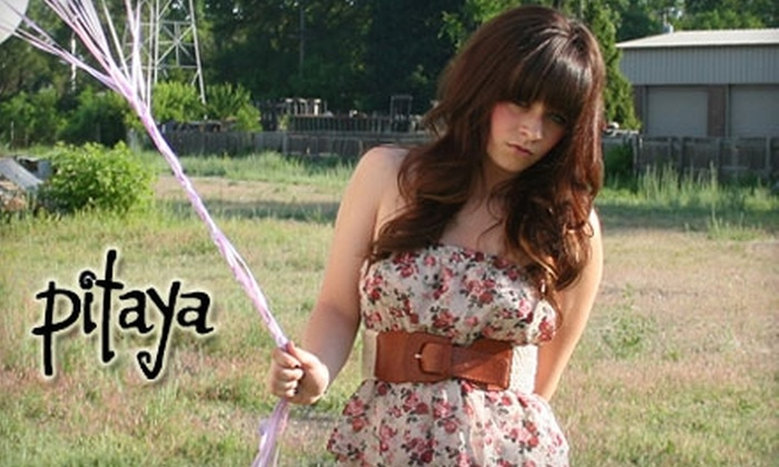 Pitaya - Madison: $9 for $20 of Women's Clothing and Accessories at Pitaya