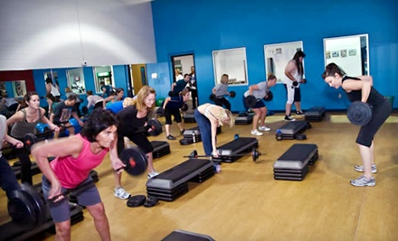 10 Drop-In Fitness Classes (a $100 value) - Gym Bumz Fitness in Lansing