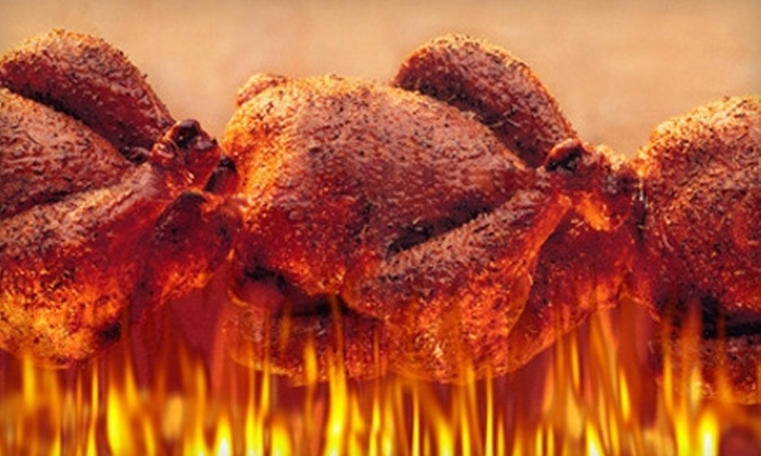 Nevada Chicken Cafe - Las Vegas: $10 for $20 Worth of Chicken and More at Nevada Chicken Cafe