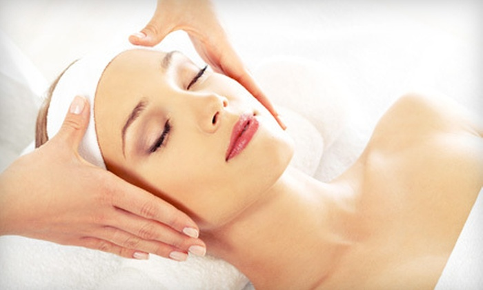 Naturalase - FLUID Day Spa: Three Photo Facial Skin Rejuvenation Treatments and one Microdermabrasion or Three IPL Acne Treatments and one Microdermabrasion at Naturalase in Surrey (Up to 73% Off)