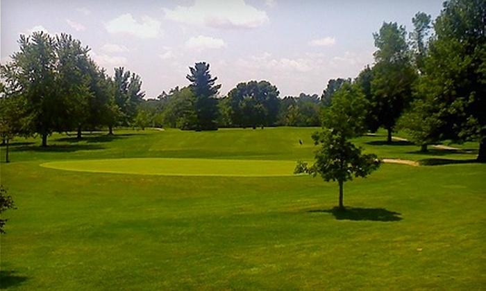 Pleasantville Golf and Country Club - Pleasantville: $25 for 18 Holes of Golf for Two with Cart at Pleasantville Golf and Country Club (Up to $64 Value)