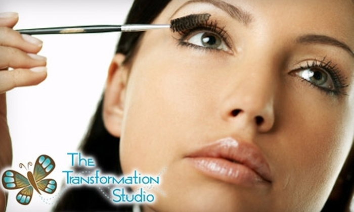 The Transformation Studio - The Market At First Colony: $20 for $40 Worth of Custom Blended Make-up and Skin Care Products from The Transformation Studio