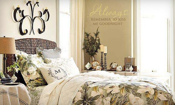Up To  Off Custom Vinyl Wall Decals Lacy Bella Designs - Custom vinyl wall decals groupon