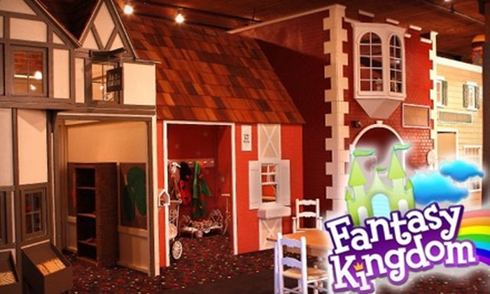 Fantasy Kingdom - Near North Side: $30 for a Five-Visit Punch Card to Fantasy Kingdom ($60 Value)