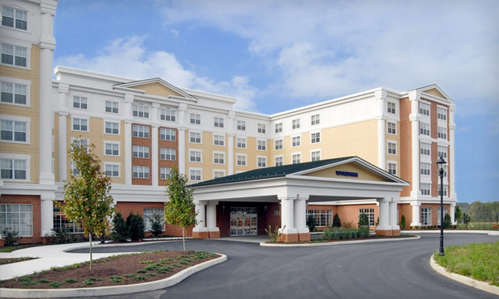 Wyndham Gettysburg - Straban: One- or Two-Night Stay with Dining Credit at the Wyndham Gettysburg in Gettysburg, PA
