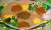 Tina's Ethiopian Cafe - Cooper Marketplace: $13 for an Ethiopian Dinner for Two at Tina's Ethiopian Cafe in Gilbert