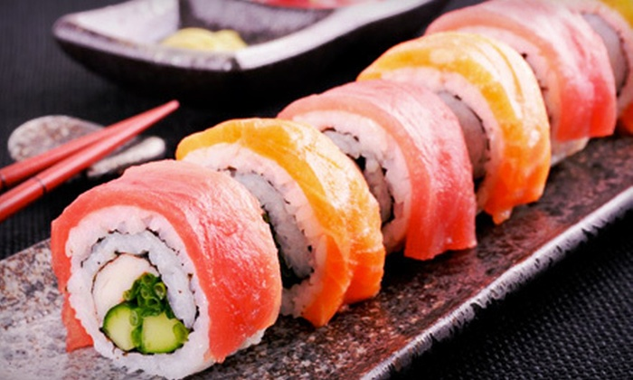Matsutake Sushi & Grill - Herndon: $15 for $30 Worth of Sushi and Japanese Fare at Matsutake Sushi & Grill in Herndon