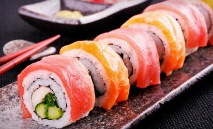 $30 Groupon to Matsutake Sushi & Grill - Matsutake Sushi & Grill in Herndon
