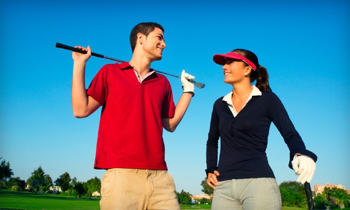 The Players Golf Academy - Northwest Carrollton: One or Three Private Golf Lessons or One Nine-Hole Playing Lesson at The Players Golf Academy (Up to 74% Off)