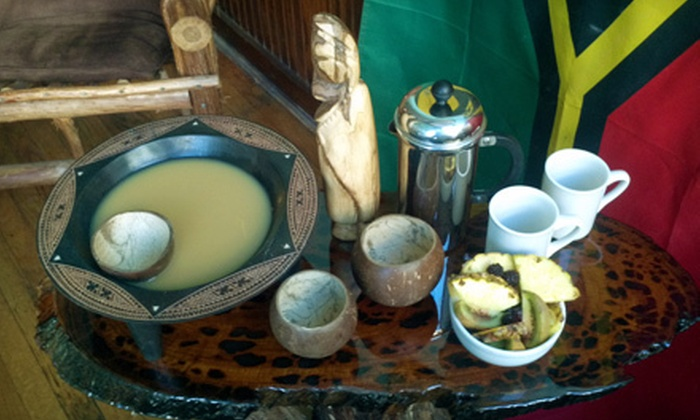 Vanuatu Kava Bar - Lee Walker Hots: $17 for Melanesian-Tea Package for Two at Vanuatu Kava Bar ($40 Value)