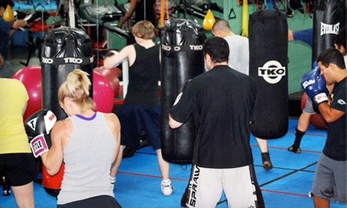 Warrior Boxing - Downers Grove: $45 for a 10-Class Punch Card at Warrior Boxing ($120 Value)