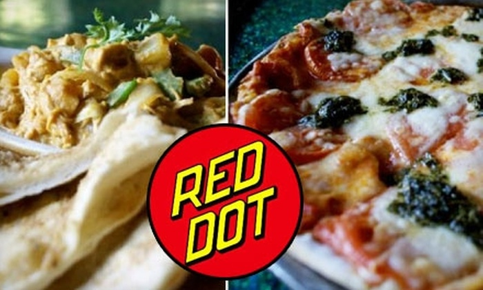 Red Dot - Riverside Park: $15 for $30 Worth of Beers, Pub Fare, and Poutine at Red Dot