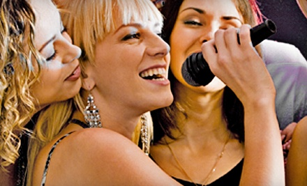 Sun.-, Mon.-, Wed.-, or Thurs.-Night Karaoke-Party Package for Up to 6 People (up to a $77 total value) - Ai Tunes Karaoke in Norcross
