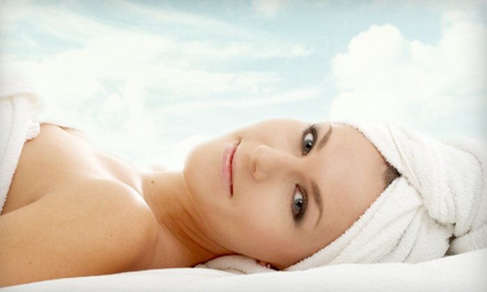 Beauty Place - Midtown East: 60-Minute Massage with Optional Facial and Microdermabrasion at Beauty Place (Up to 73% Off)