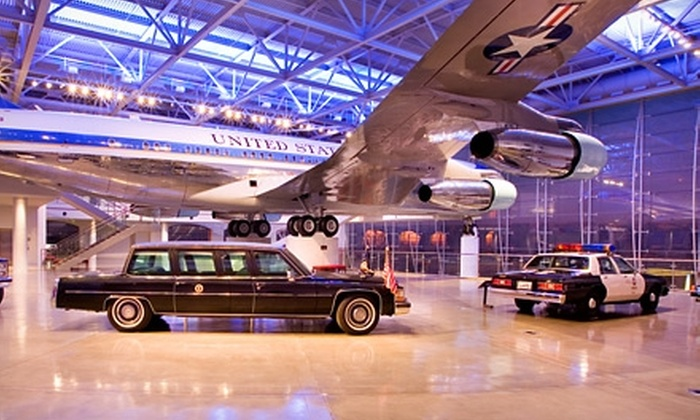 Ronald Reagan Presidential Foundation and Library - Simi Valley: $9 for Admission and GuideCam Tour of the Ronald Reagan Presidential Foundation and Library in Simi Valley (Up to $19 Value)