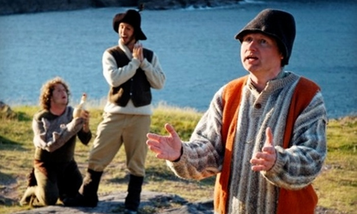 Shakespeare By The Sea Festival - Multiple Locations: $15 for Two Tickets to Shakespeare By The Sea Festival ($30 Value)