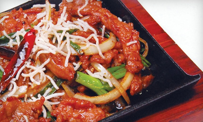Eest Asian Bistro - Las Palmeras West: $10 for $20 Worth of Classic Chinese Fare at Eest Asian Bistro in Avondale