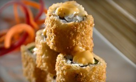 $30 Groupon to Kuma Sushi - Kuma Sushi in Victoria