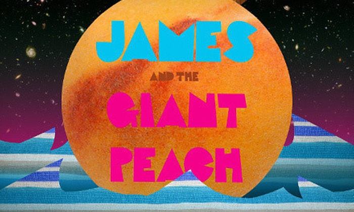 "James and the Giant Peach - Riviera: Area Stage Company's ""James and the Giant Peach"" Musical at Riviera Theatre on Saturday, January 12 (Up to $33.05 Value)"