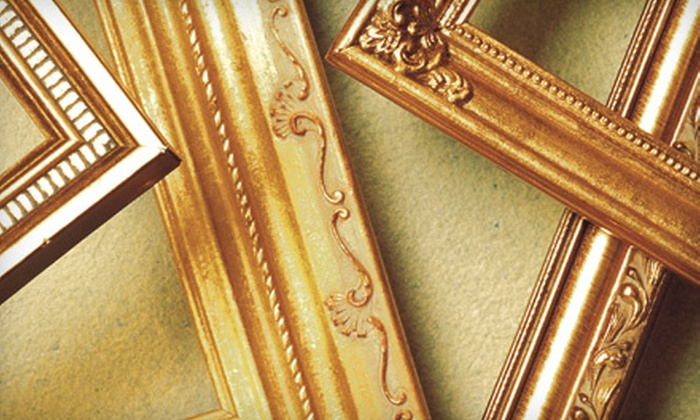 Pineapple Gallery - New Orleans: $45 for $110 Worth of Custom Framing and Fine Art at Pineapple Gallery in Mandeville