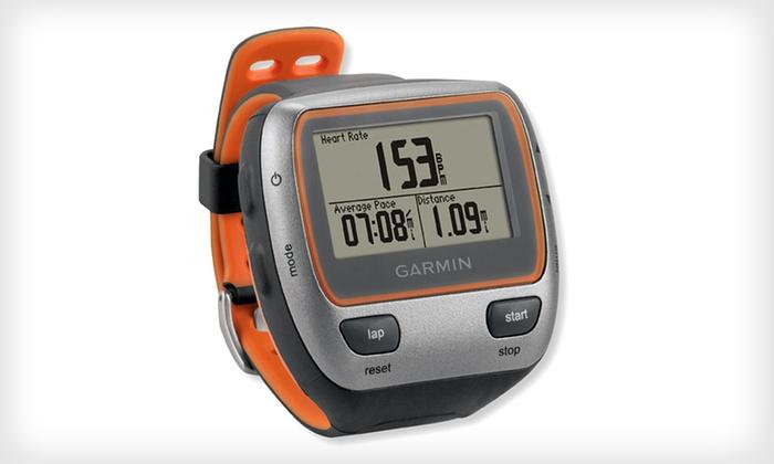 Garmin Forerunner 310XT Waterproof Running GPS With Heart-Rate Monitor: $249 for Garmin Forerunner 310XT Waterproof GPS with Heart-Rate Monitor ($299.99 List Price). Free Shipping and Returns.