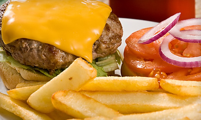 Wash Park Sports Alley - Country Club: $12 for $25 Worth of Pub Fare and Drinks at Wash Park Sports Alley