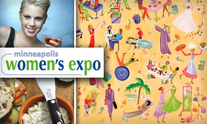 Mpls Women's Expo - Stevens Square: $7 for One-Day Admission to the Minneapolis Women's Expo on January 29–31 ($15 Value)