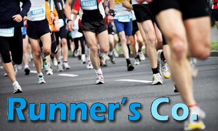 Runner's Co. - Doral: $25 for $50 Worth of Shoes and Apparel at Runner's Co. in Doral