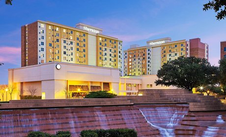 Image Placeholder For Luxe Sheraton Hotel In Downtown Fort Worth