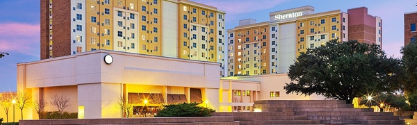 Member Pricing: Luxe Sheraton Hotel in Downtown Fort Worth
