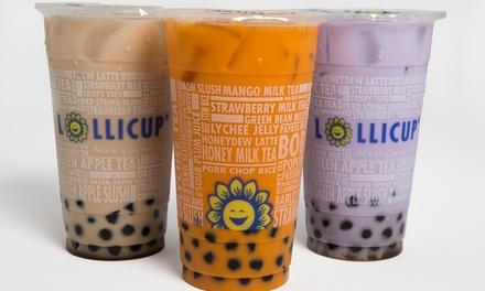 Lollicup Diamond Jamboree – 56% Off Boba Tea Drinks