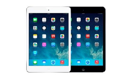 iPad Mini Wi-Fi de 32 GB recondicionado disponível em preto e branco por 229€