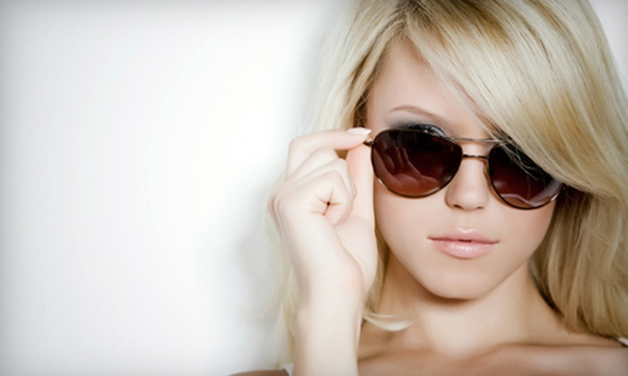 Isabella Salon & Spa - South Miami: Haircut and Blow-Dry with Optional Partial Highlights or All-Over Color at Isabella Salon & Spa (Up to 72% Off)