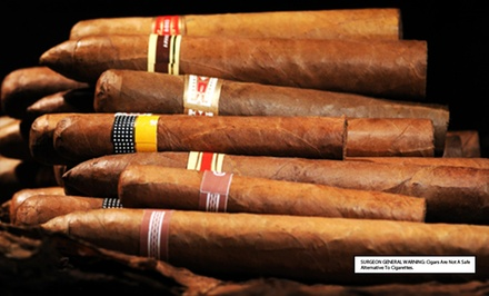 3-Month Subscription to Cigar of the Month Club from Clubs of America