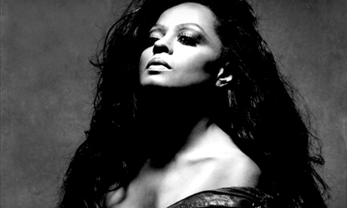 Diana Ross - Chastain Park Amphitheatre: $40 to See Diana Ross on Saturday, September 7, at 8 p.m. at Chastain Park Amphitheatre (Up to $97.05 Value)