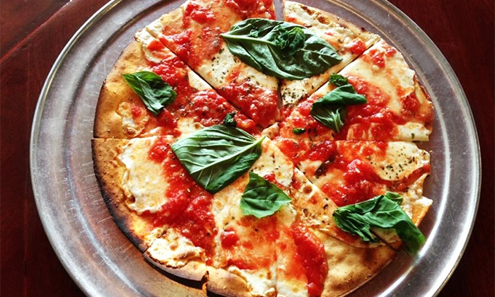 Massa's Coal Fired Brick Oven Pizzeria - Massa's Coal Fired Brick Oven Pizzeria: Pizza and Italian Food at Massa's Coal Fired Brick Oven Pizzeria (Up to 50% Off). Two Options Available.