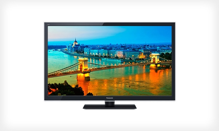 "Panasonic 55"" Smart, 3D, HD LED TV: $1,199 for a Panasonic 55"" Smart, 3-D, HD LED TV ($1,899.99 List Price). Free Shipping and Free Returns."
