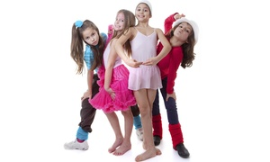 Dance 411 Studios: One or Two Weeks of Kids' Summer Dance and Acting Camp at Dance 411 Studios (Up to 59% Off)