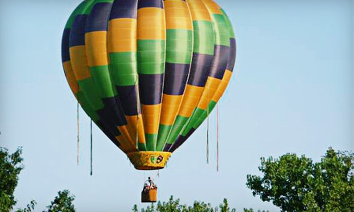 Aerostat Promotions - Northampton: $199 for Semiprivate Hot Air Balloon Ride for Two from Aerostat Promotions ($500 Value)