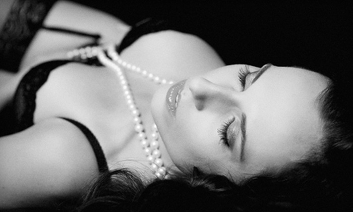 Patton Boudoir - Lowell: Basic or Deluxe Boudoir-Photography Package at Patton Boudoir (Up to 57% Off)