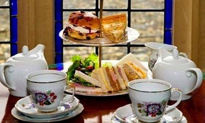 Mary Rowntrees: Seafront Edwardian Afternoon Tea For Two at Mary Rowntrees (50% Off)