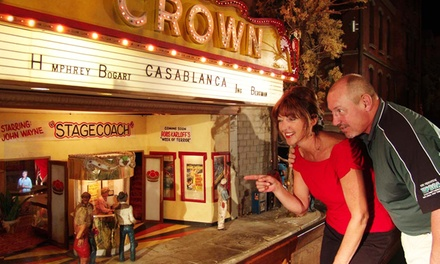 Admission for Two or Four to Michael Garman's Magic Town at The Michael Garman Museum & Gallery (Up to 50% Off)