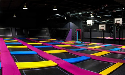 Trampoline Party for Up to Ten Children Valid Sunday to Friday at Bounce Revolution (23% Off)