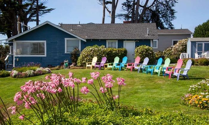 Inn along California's Sonoma Coast
