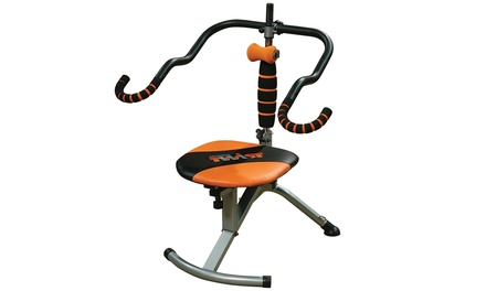 Ab Doer Twist Fitness Machine