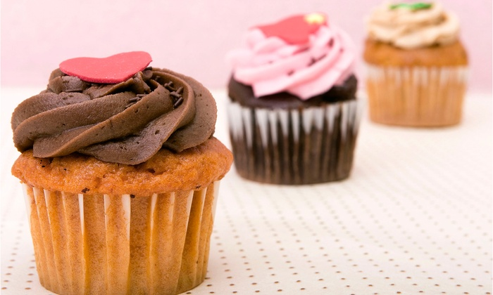 Terri Does Desserts - Terri Does Desserts: $14.25 for One Dozen Cupcakes at Terri Does Desserts ($25 Value)