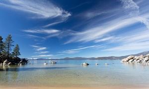 Resort on the Sands of Lake Tahoe