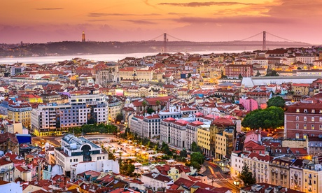 ✈Lisboa: 3 días/2 noches o 4 días/3 noches por pers con alojamiento, desayuno y vuelo de ida y vuelta desde Madrid