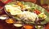 Indisches 3-Gänge Menü