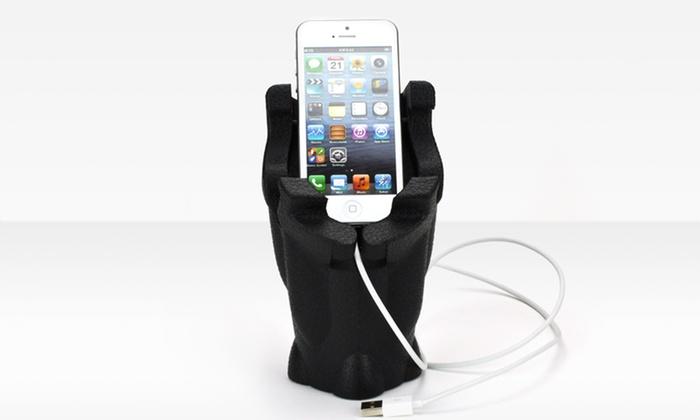 Hercules Holder Smartphone Mount : Hercules Holder Smartphone Mount in Black.